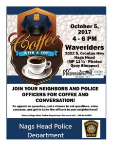 10-05-17 Coffee with a Cop