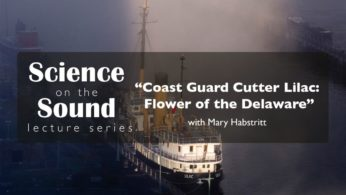 10-19-17 Science on the Sound Lecture