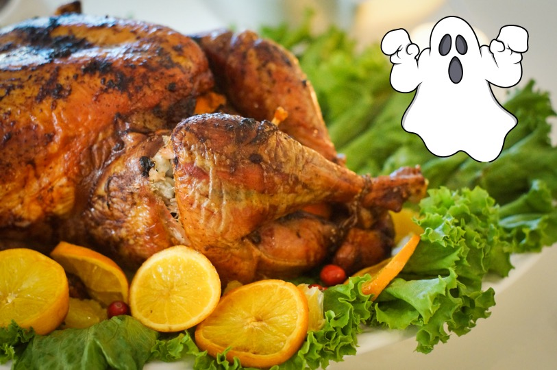 Holiday Haunts: Don't Let Them Ruin Your Festive Meals.