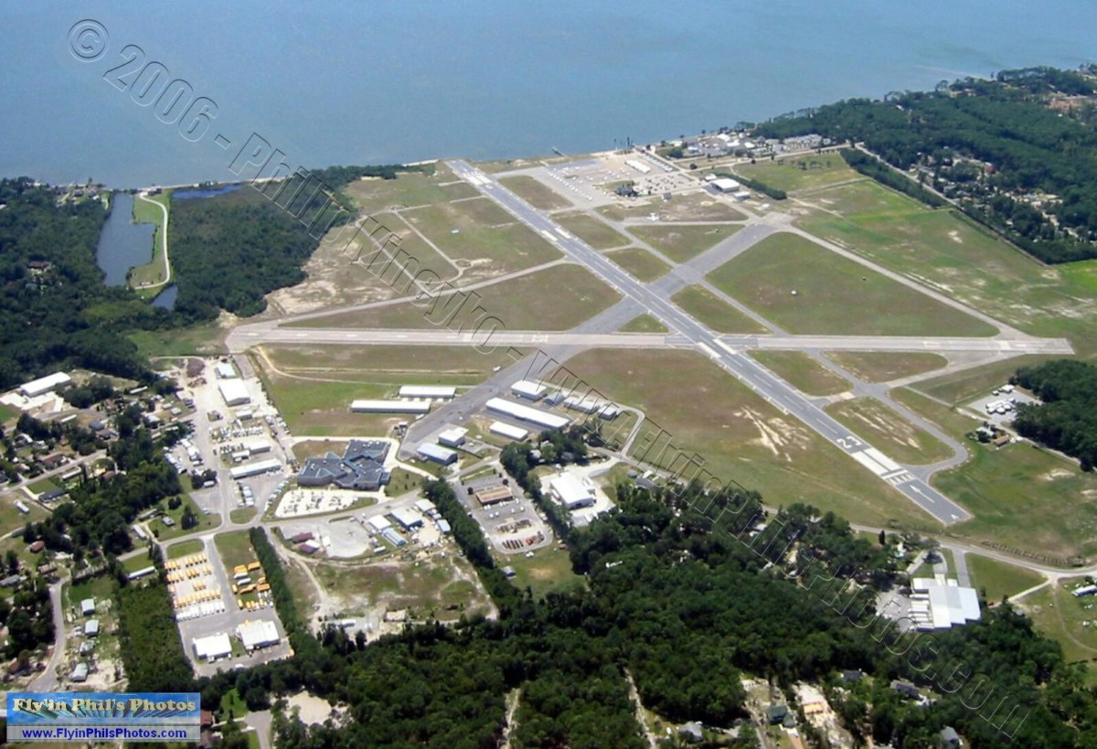 History of the Dare County Airport