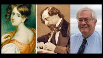 Bryan Cultural Series Presents Noted Dickens Scholar and Lecturer Dr. John Noffsinger