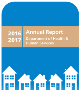 The Annual Report of the Department of Health & Human Services Strategic Plan 2016-2017