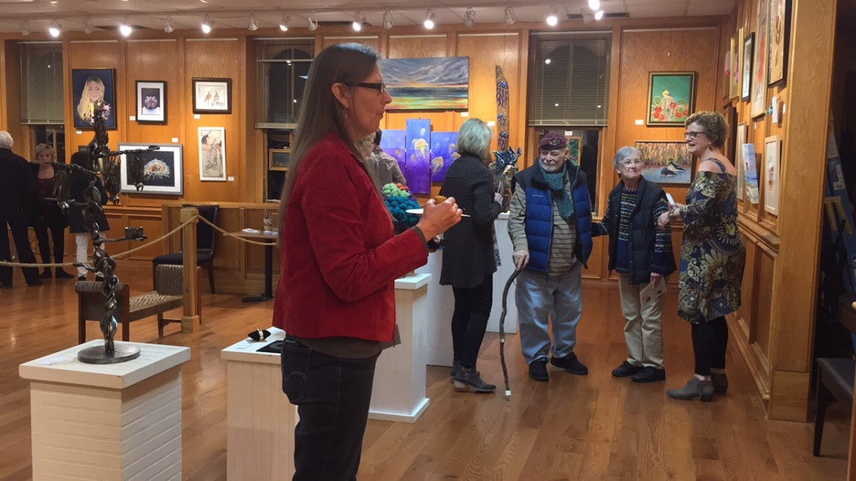 40th Anniversary Frank Stick Memorial Art Show To Open January 27