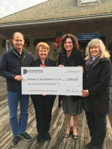 Dominion Energy Donates to Friends of Elizabeth II