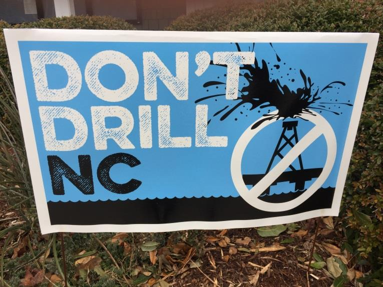 Your Input Into Drilling off the North Carolina Coast