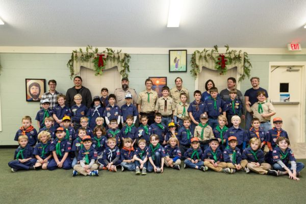 Family Scouting News - Outer Banks CommonGood