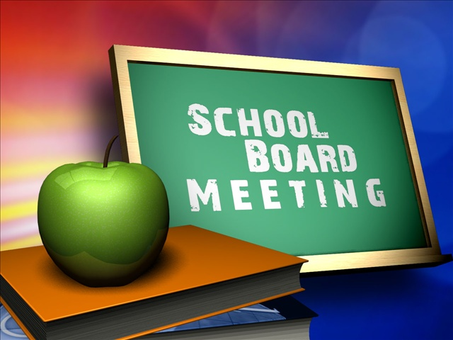 Report on Board of Education Meeting