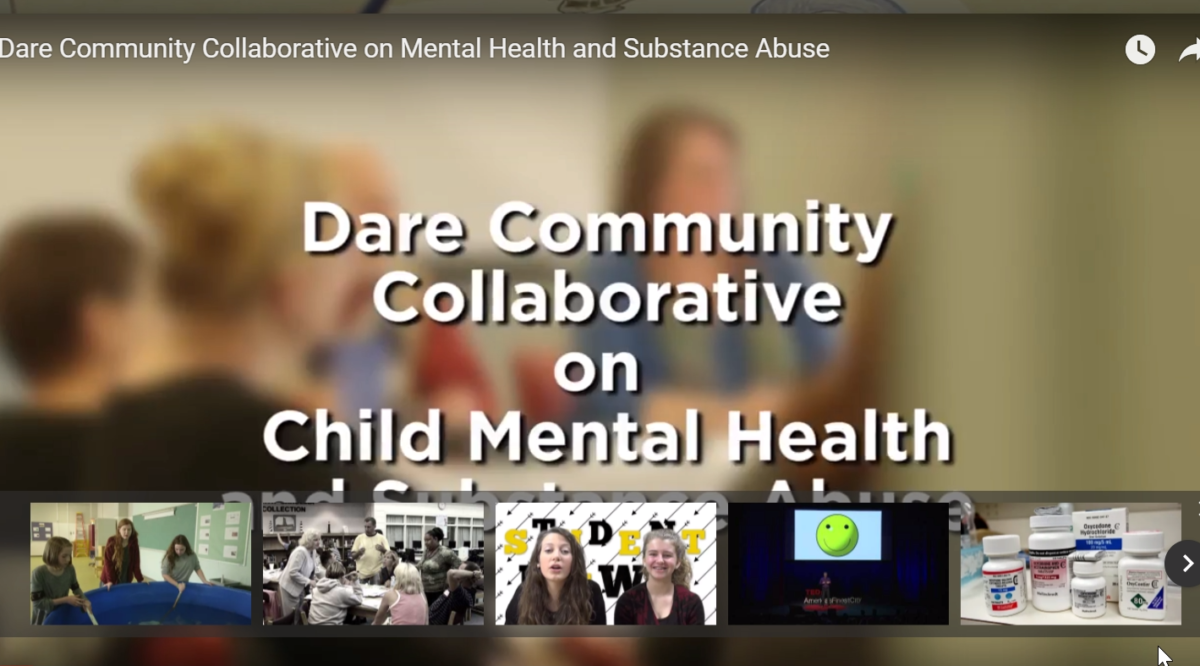 What is the Dare Community Collaborative? video