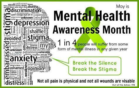 Mental Health Awareness Month Outer Banks Commongood